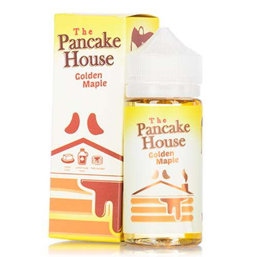 The Pancake House Golden Maple Ejuice - UltimateVapeDeals.com