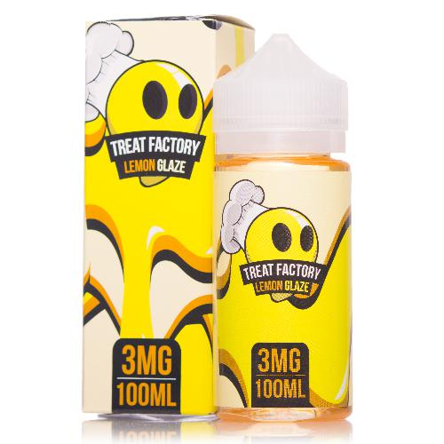 Treat Factory Lemon Glaze Ejuice-UVD