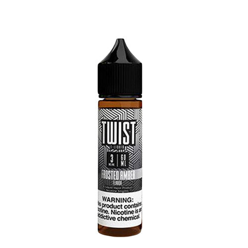 Twist Eliquid Frosted Amber 60ml Ejuice