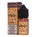 Yogi Salt Java Granola Bar Eliquid-UVD