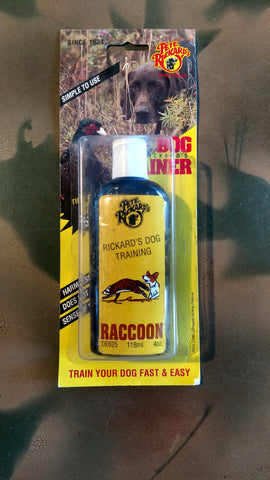 Coon Training Scent