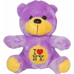 I Love ny neon teddy bear