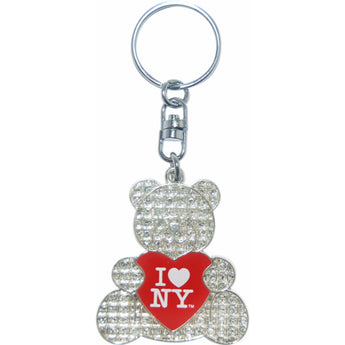 cute i love ny teddy bear