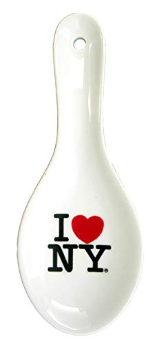 I Love New York Souvenir Spoon Rest