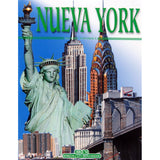 96 Page Picture Book on City of New York English