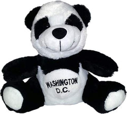 Collection of Soft Cute Plush from Cities and States Across The Country (Washington D.C.)
