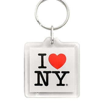 I Love New York Keychain, New York Keychains, New York Souvenirs, NYC Souvenirs