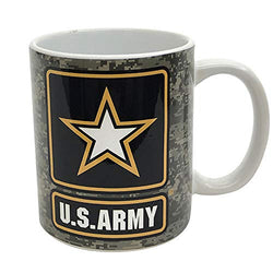 USA Army Products for Patrioctic American People (Coffee Mug)