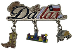 American Cities and States of Magnets (Dallas)