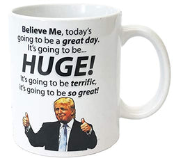 Donald Trump Souvenir Gift Collection for Men & Women (Trump Coffee Mug)