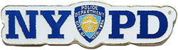 New York Police Department- NYPD Official Magnet