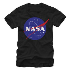 Fifth Sun Nasa Logo Mens Black T-shirt XL