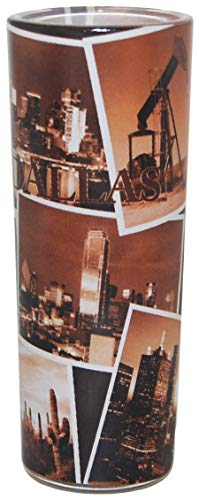 American Cities and States of Cool Shot Glass's (Dallas)