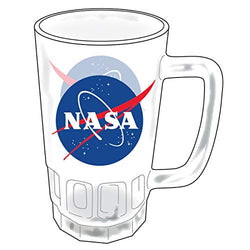 Collection of Designed Beer Mugs from Cities and States Across USA (NASA Beer Mug)