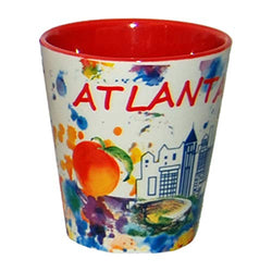Atlanta Shot Glass 3.00