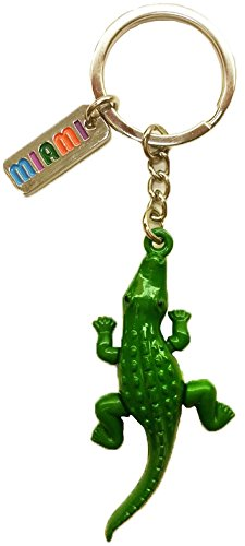 Alligator of Florida Beautifully Crafted Keychain