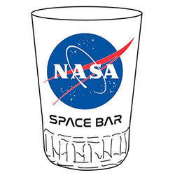 American Cities and States of Cool Shot Glass's (NASA Shot Glass)