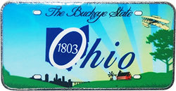 USA-States License Plate Magnets (Ohio)