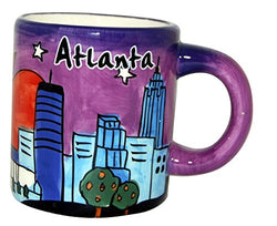American Cities and States of 11 oz Coffee Mugs (Atlanta Coffee Mug)