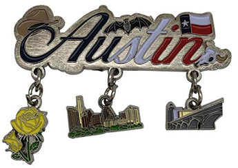 American Cities and States of Magnets (Austin)
