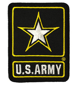U.S. Army Embroidered Patch 2 1/4