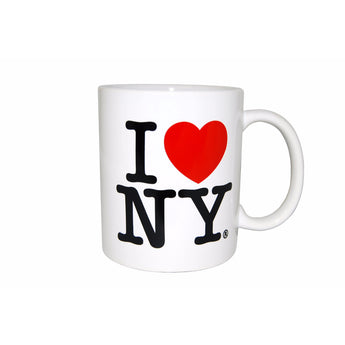 I love Ny colorful mug