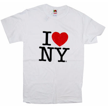 I love ny white t-shirt