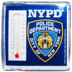 NYPD Thermometer Magnet
