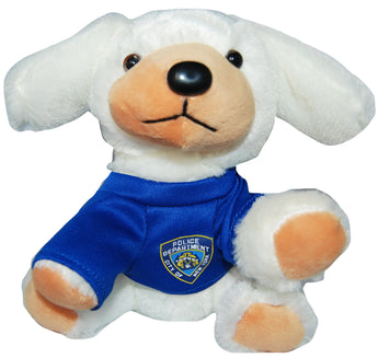 New York Police Department Plush Puppy
