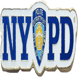 NYPD Metal Magnet