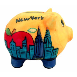 New york piggy bank