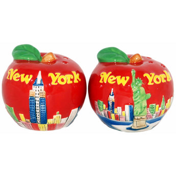 New york salt and peper shaker
