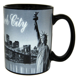 New York City at Night 11 ounce Coffee Mug