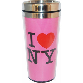I love ny travel mug