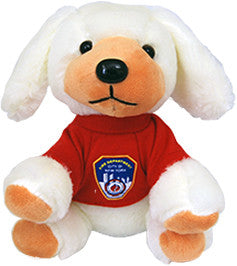 New York Fire Department Plush Puppy