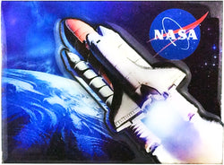 NASA Rocketship in Space Designed Magnet
