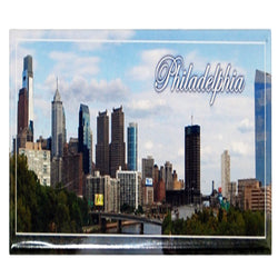 Philadelphia Magnet Featuring Lovely Skyline