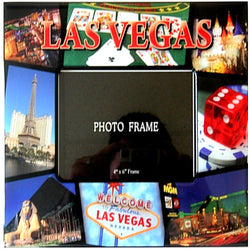 Las Vegas Novelty Picture Frame