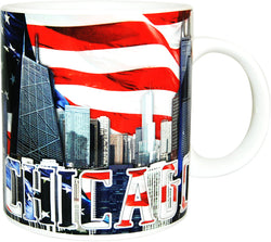 Chicago USA 11 oz Mug
