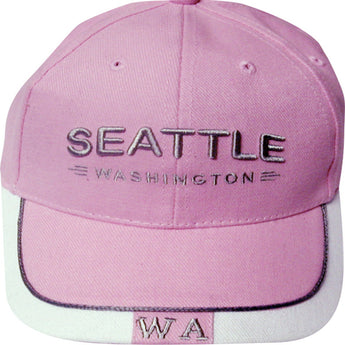 Seattle Washington Pink Hat