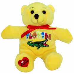 Yellow Florida Teddy Bear