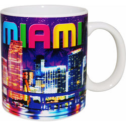 Miami11oz Mug- Nightlife Collection