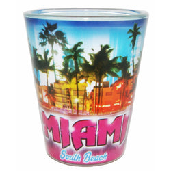 South Beach Miami Shotglass