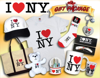 I Love New York Value Souvenir Gift Package