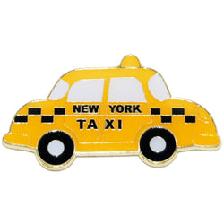 New York City Classic Yellow Taxi Magnet