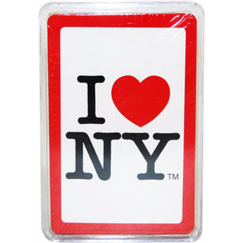 I Love New York Playing Cards