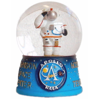 NASA Astronaut 45mm Snowglobe