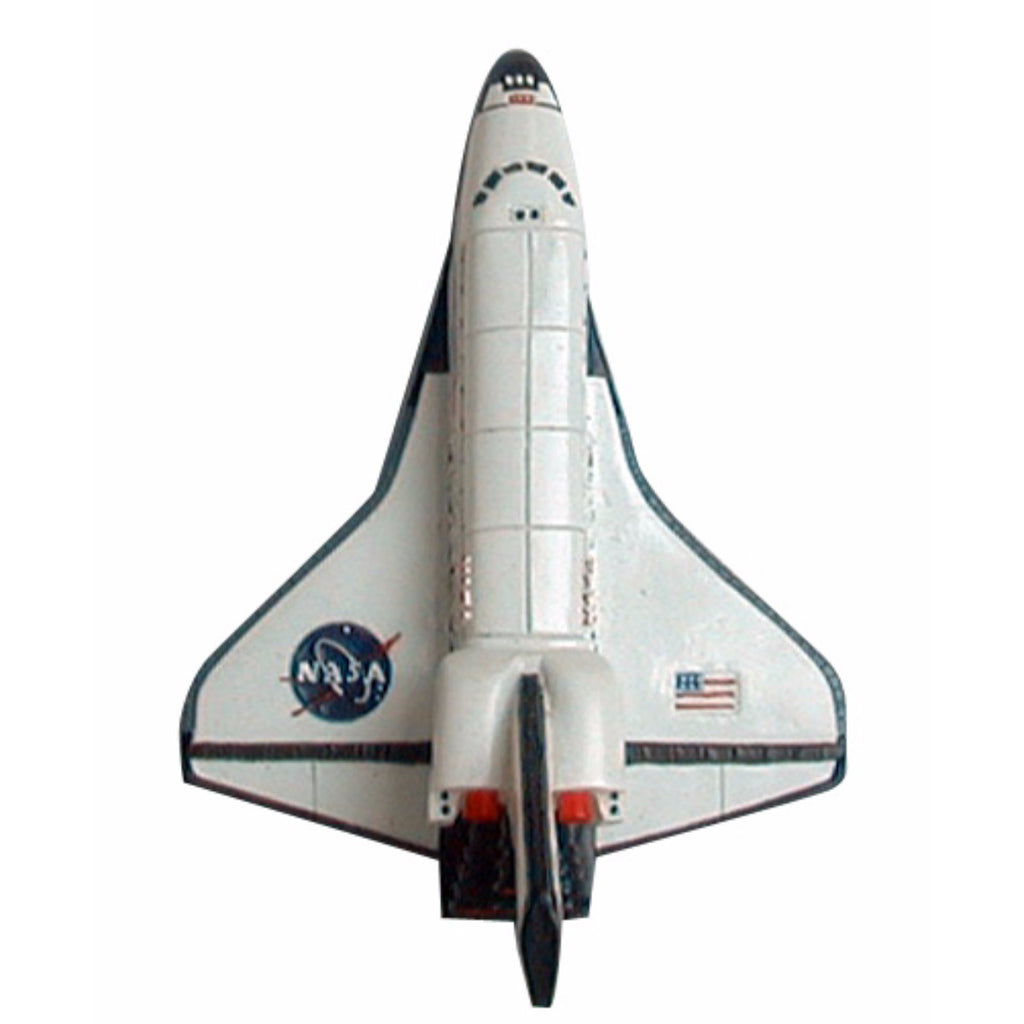 NASA Rocket Ship Magnet – CityDreamShop
