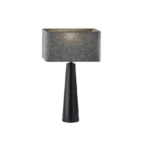 LILLIAN DESK LAMP NEGRA
