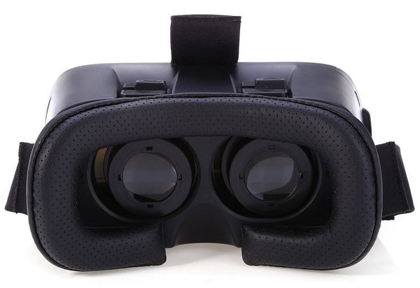 3D Virtual Reality Case Headset Compatible with iPhone, Windows and Android Phones